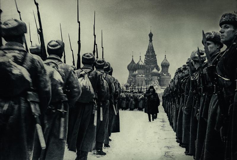 """Фишман-Борисов Б.Я. """"С Красной площади – на фронт! Легендарный парад 7 ноября 1941 года"""""""