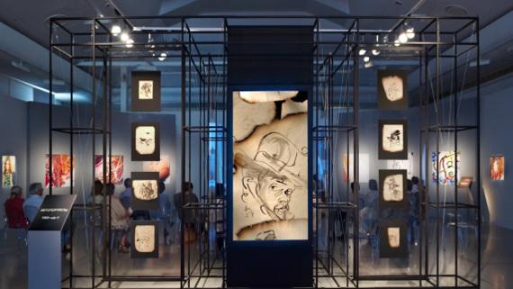 Музей AZ (Музей Анатолия Зверева) представляет онлайн проект «AZ Адреналин».