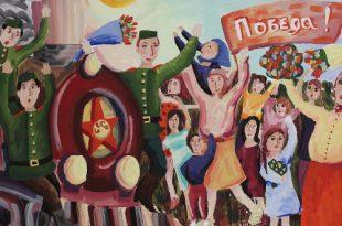 Онлайн-проект «Баллада о солдате» Галереи «Беляево».