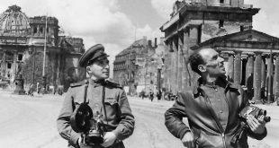 Неизвестный Берлин. Май 1945 года.