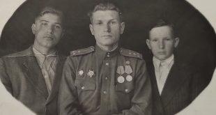 Онлайн-проект «Письма с войны» Галереи «Беляево».