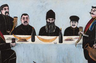 Неделя Кавказа в рамках проекта #ВостокДома Музея Востока.