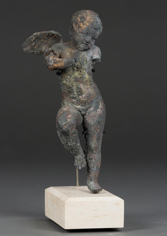 Донателло «Танцующий амур» 1500-1525. Предоставлено: © ГМИИ имени А.С. Пушкина.