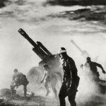 """Эммануил Евзерихин """"Будем стоять насмерть!"""" 1944"""