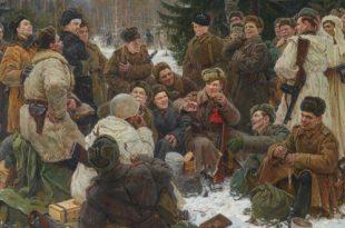 Третьяковская галерея. Спецпроект к 75-й годовщине Победы.