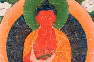 Онлайн-лекция «Тибетская сакральная живопись» Музея Востока.