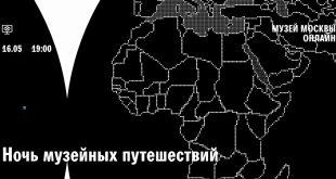 Ночь Музеев 2020 в Музее Москвы.