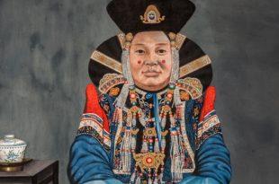 Онлайн-лекция «Красавицы в мире кочевников» Музея Востока.