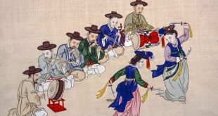 Онлайн-лекция «Корейская красавица» в Музее Востока.
