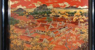 Онлайн-лекция «Лаковая живопись Вьетнама» Музея Востока.