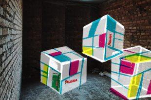 Выставочный сайт-специфик проект «Альтернативная реальность».