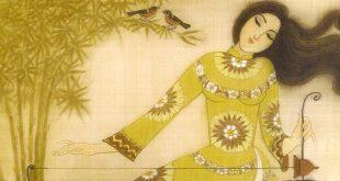 Онлайн-лекция «Три цвета: белый, черный, красный. Образ красавицы во Вьетнаме» Музея Востока.