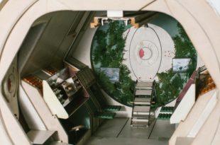 Виртуальная выставка «Космический дизайн» в Музее Космонавтики.