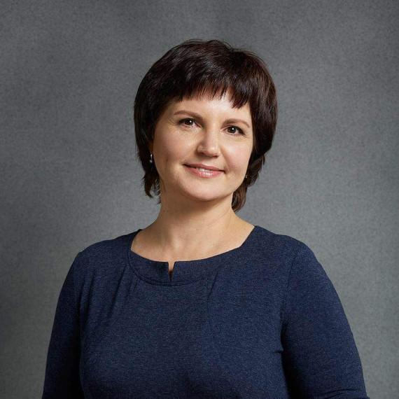 Наталья Витальевна Артюхина, директор московского Музея космонавтики.