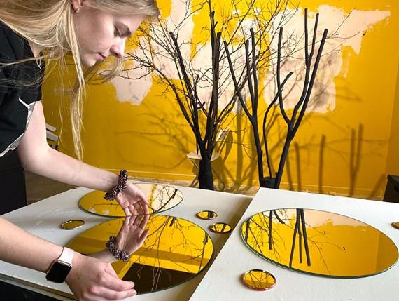 Центр современного искусства М'АРС открывается с 16 июня.