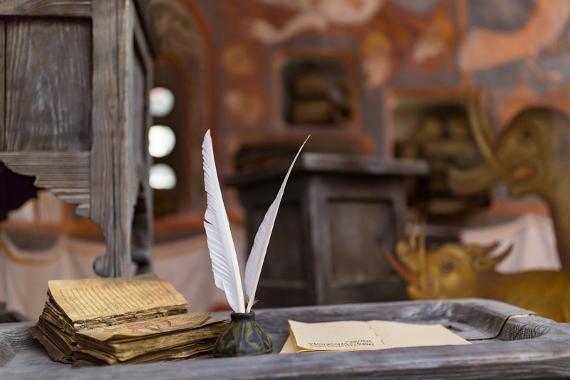 Центр славянской письменности «Слово». Предоставлено: ВДНХ.