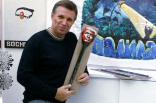 Александр Шаров. О частных галереях никто и не вспоминает!