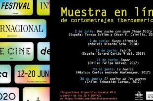 Институт Сервантеса покажет онлайн лучшие короткометражные фильмы Испании и Латинской Америки.