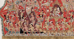 Онлайн-лекция «Великие правители Мьянмы в летописях и искусстве» в Музее Востока.