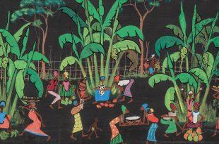 Неделя Тропической Африки в Музее Востока в рамках проекта #ВостокДома.