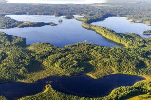 Кенозерский национальный парк. Верность старине и вера в чудесное.