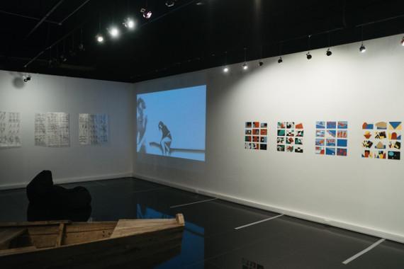 Выставка Движущиеся картинки Галерея XXI века Мастерская Андрея Суздальцева