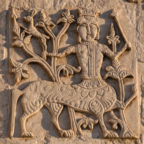 Выставка Животные в резьбе белокаменных храмов Древней Руси Дарвиновский музей