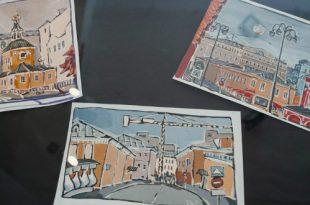 Выставка Екатерина Пермякова Город Галерея На Каширке