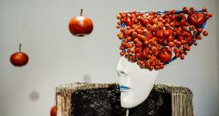 Выставка Диана Майорова Фактура Пустоты Галерея На Каширке