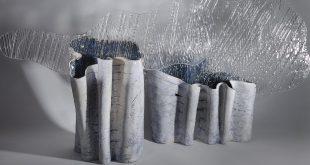 Выставка Сопряжение фактур Гобелен и стекло Галерея Беляево