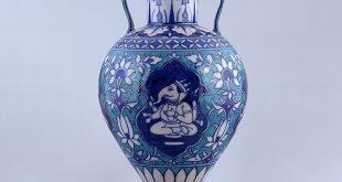 В поисках волшебства. Художественная керамика Индии XIX-XX веков.