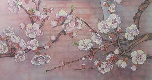 Летний день в горном павильоне. В рамках Четвертого Фестиваля китайской живописи Гунби.