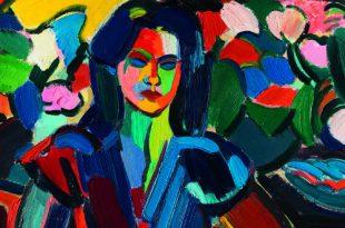Выставка Рубен Апресян От фигуратива к абстракции Музей Востока