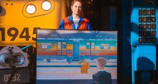 Выставка Обратная сторона метро Центр Гиляровского