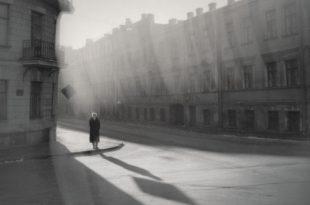 Выставка Алексей Титаренко Город теней Мультимедиа Арт Музей