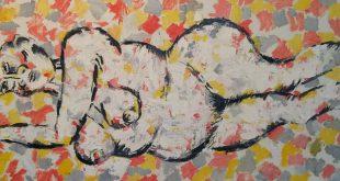Выставка Аркадий Петров Черные очи да белая грудь Галерея pop/off/art Винзавод