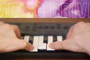 Music Drive. Пушкинский + Yamaha Music. Презентация проекта.