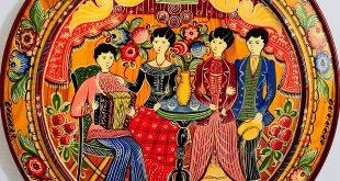 Выставка Дар музею Коллекция Татьяны Горловой Музей декоративного искусства