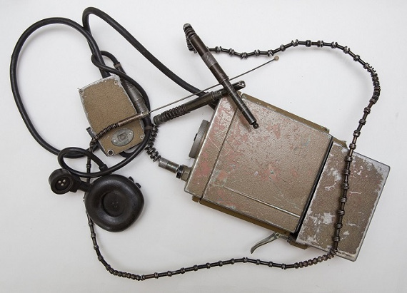 Выставка Военная разведка Гриф Секретно Музей Победы