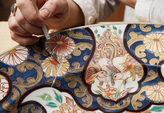 Центр Грабаря Конференция Вопросы изучения и реставрации художественных предметов из керамики и стекла