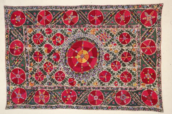 Лекция Непотерянный рай Сузани Государственный Музей Востока