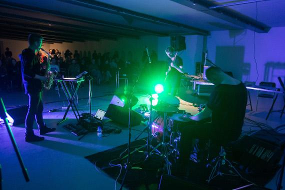 Концерт Sheep Got Waxed (Литва). Sound Around Kaliningrad 2017. Фото – Артем Килькин. Предоставлено: ГМИИ имени А.С. Пушкина.