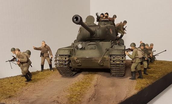 Выставка исторической миниатюры Сквозь времена Музей военной формы