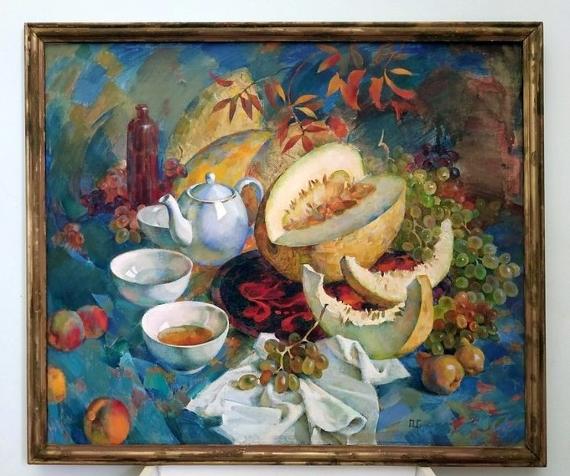 Выставка Многообразие красок Кавказа Музей усадьба Остафьево