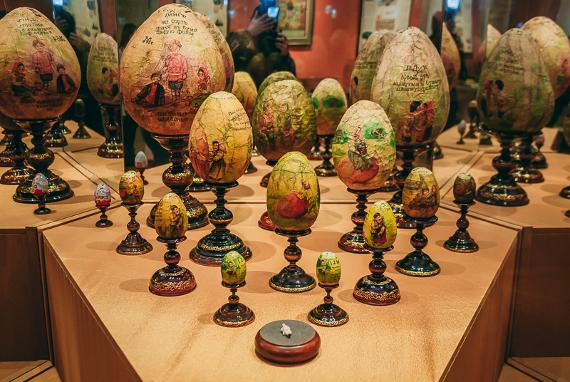 Выставка История московского шоколада Музей усадьба Люблино