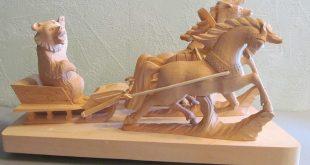 Выставка Резная игрушка из Богородского РГБИ Российская Государственная Библиотека Искусств