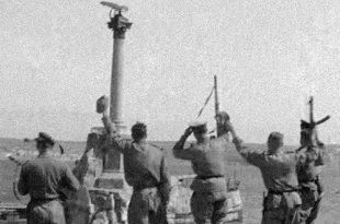 Севастопольский полк в годы Великой Отечественной войны.