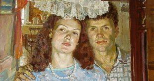 Выставка Григорий Чайников России светлая печаль Российская Академия Художеств