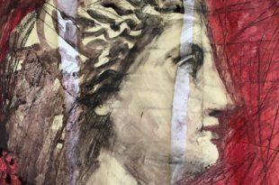 Выставка Татьяна Ян Venustas Галерея КультПроект Cube Moscow