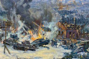 Выставка Эхо прошедшей войны Музей современной истории России